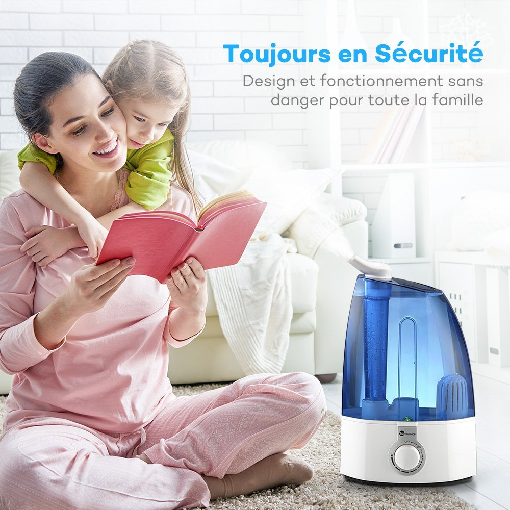 Humidificateur TaoTronics 30 W